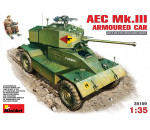 MiniArt 35159 - AEC Mk 3 Armoured Car