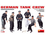 MiniArt 35167 - German Tank Crew