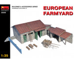 MiniArt 35558 - Europai farm