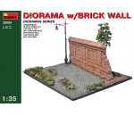 MiniArt 36055 - Diorama with Brick Wall
