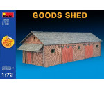 MiniArt 72023 - Goods Shed