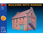 MiniArt 72031 - Building with Garage