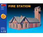 MiniArt 72032 - Fire Station