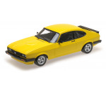 Minichamps 155788601 - FORD CAPRI 3,0 - 1978 - YELLOW