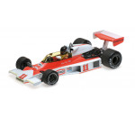 Minichamps  - MCLAREN FORD M23 - JAMES HUNT - WORLD CHAMPION - 1976