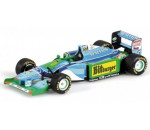 Minichamps 400940005 - BENETTON FORD B194 - MICHAEL SCHUMACHER - WORLD CHAMPION 199