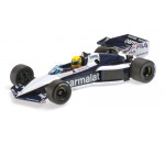 Minichamps 540831899 - BRABHAM BMW BT52B - AYRTON SENNA - TEST CAR 'PAUL RICARD' 19