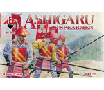 Red Box 72007 - Ashigaru (Spearmen)