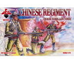 Red Box 72032 - Chinese Regiment, Boxer Rebellion 1900