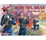 Red Box 72033 - British naval brigade, Boxer Rebellion