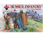 Red Box 72039 - Hussite Infantry, 15th century