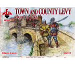 Red Box 72041 - Town & Country Levy, War of the Roses 2