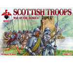 Red Box 72043 - Scottish troops, war ot the Roses 4