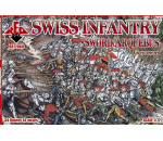 Red Box 72060 - Swiss Infantry (Sword/Arqebus) 16th cent