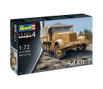 Revell 3263 - Sd. Kfz 7 late