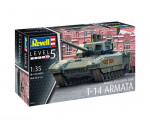 Revell 3274 - Russian Main Battle Tank T-14 Armata