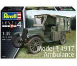 Revell 3285 - Ford T-Modell 1917 Ambulance