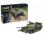Revell 3328 - T-55A/AM with KMT-6/EMT-5