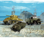 Revell 3350 - US ARMY VEHICLES (WWII)
