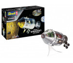Revell 3703 - Apollo 11 Spacecraft with Interior (50 Years Moon Landing)