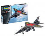 Revell 4971 - Mirage F.1C/CT