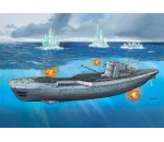 Revell 5133 - German Submarine TYPE IX C/40