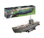 Revell 5163 - German Submarine Type VII C/41