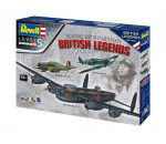 Revell 5696 - 100 Years RAF: Gift Set Flying Legends