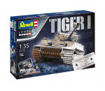 Revell 5790 - Gift Set 75 xears Tiger I