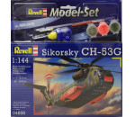 Revell 64858 - Model Set CH-53G Heavy Transport Helicopter