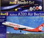 Revell 64861 - Model Set Airbus A320 AirBerlin
