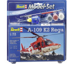 Revell 64941 - Model Set A-109 K2 Rega
