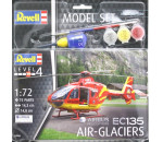 Revell 64986 - Model Set EC 135 Air-Glaciers