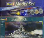 Revell 65802 - Model Set Bismarck