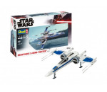 Revell  - Resistance X-wing Fighter-szett