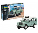 Revell 7047 - Land Rover Series III