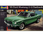 Revell 7065 - 1965 Ford Mustang 2+2 Fastback