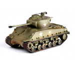 Trumpeter Easy Model 36257 - M4A3E8 Middle Tank - U.S. Army Easy Mode