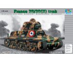 Trumpeter 00351 - France 35/38(H) tank