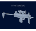 Trumpeter 00523 - German Firearms Selection-MP7 (6 guns)