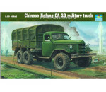 Trumpeter 01002 - CA-30 Chinese Military Truck