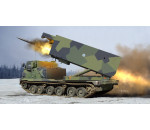 Trumpeter 01047 - M270/A1 Multiple Launch Rocket System- Finland/Netherlands