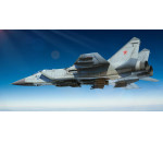 Trumpeter 01679 - Russian MiG-31 Foxhound