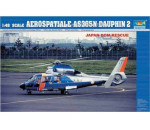 Trumpeter 02818 - Aerospatiale AS 365 N Dauphin 2