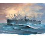 Trumpeter 05755 - SS Jeremiah O'Brien Liberty Ship