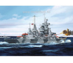 Trumpeter 05776 - German Cruiser Admiral Hipper 1941