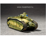 Trumpeter 07263 - French Char B1Heavy Tank