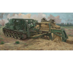 Trumpeter 09502 - BTM-3 High-Speed Trench Digging Vehicle