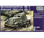 Unimodels UM363 - BA-I Armored Vehicle