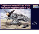Unimodels UM419 - Armament Messerschmitt Bf-109